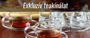 Exkluzív teák