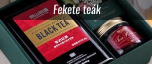 Fekete teák
