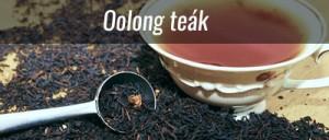 Oolong teák