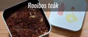 Rooibos teák
